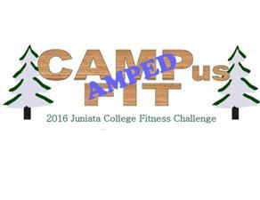 CAMPusFIT AMPED logo